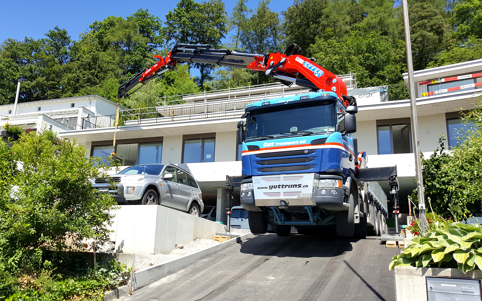 Gut Transport – Wagen 4