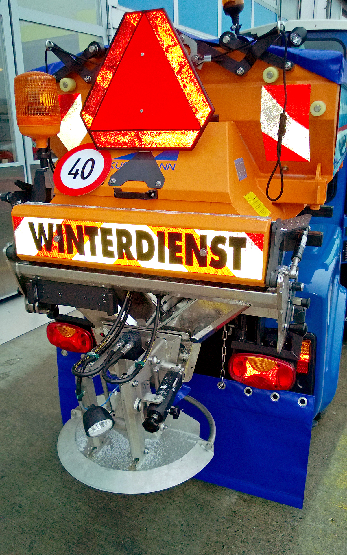 Gut Transport Winterdienst